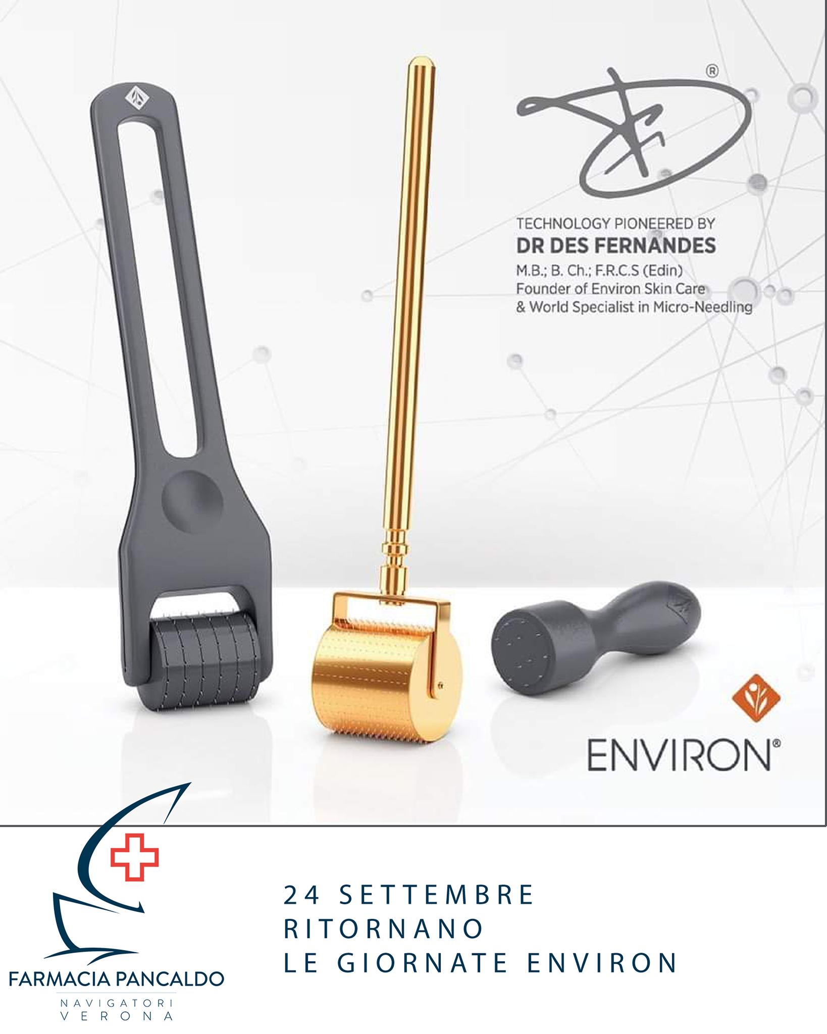 24/09 RITORNANO LE GIORNATE ENVIRON….